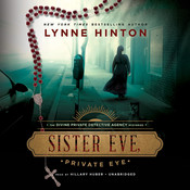 Sister Eve, Private Eye, by Lynne Hinton