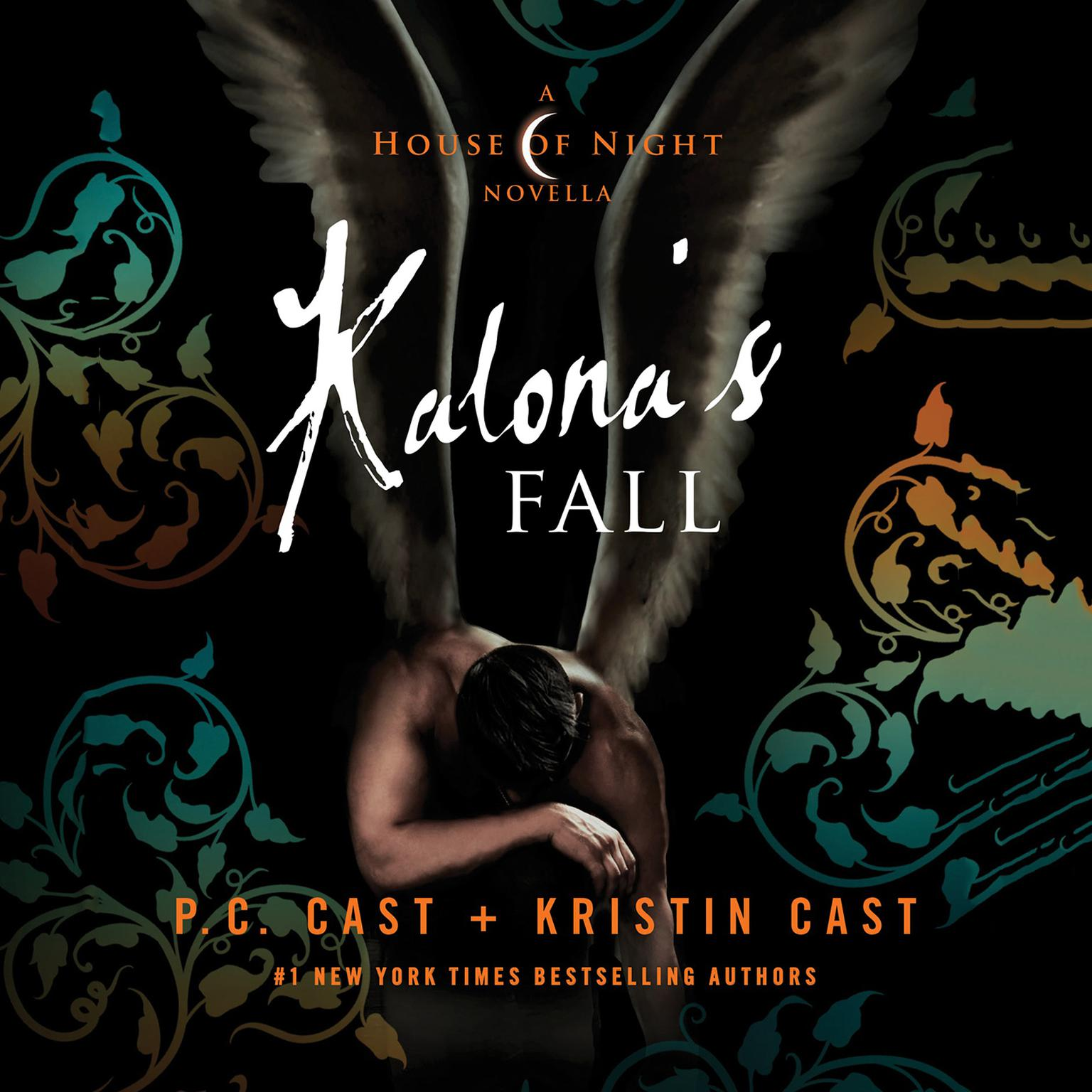 Printable Kalona's Fall: A House of Night Novella Audiobook Cover Art