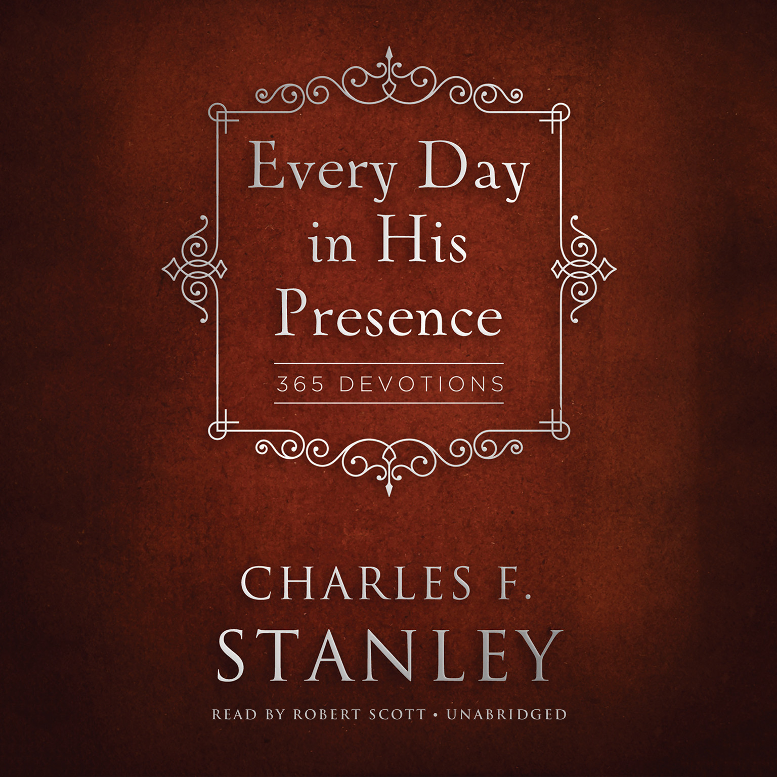 Printable Every Day in His Presence Audiobook Cover Art