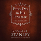 Every Day in His Presence, by Charles F. Stanley