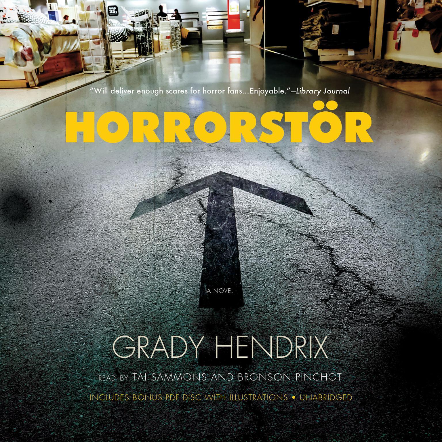 Printable Horrorstör: A Novel Audiobook Cover Art