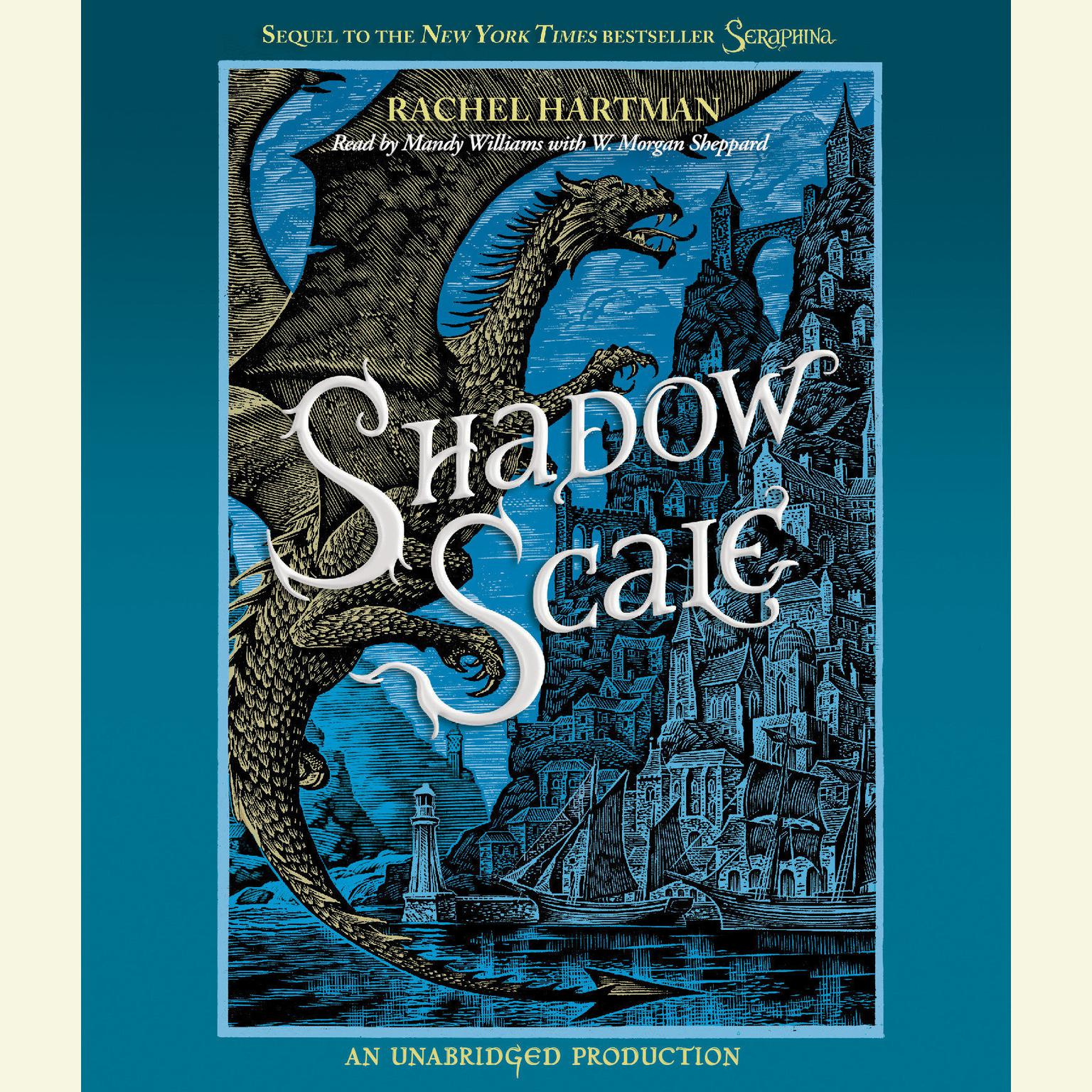 Printable Shadow Scale: A Companion to Seraphina Audiobook Cover Art