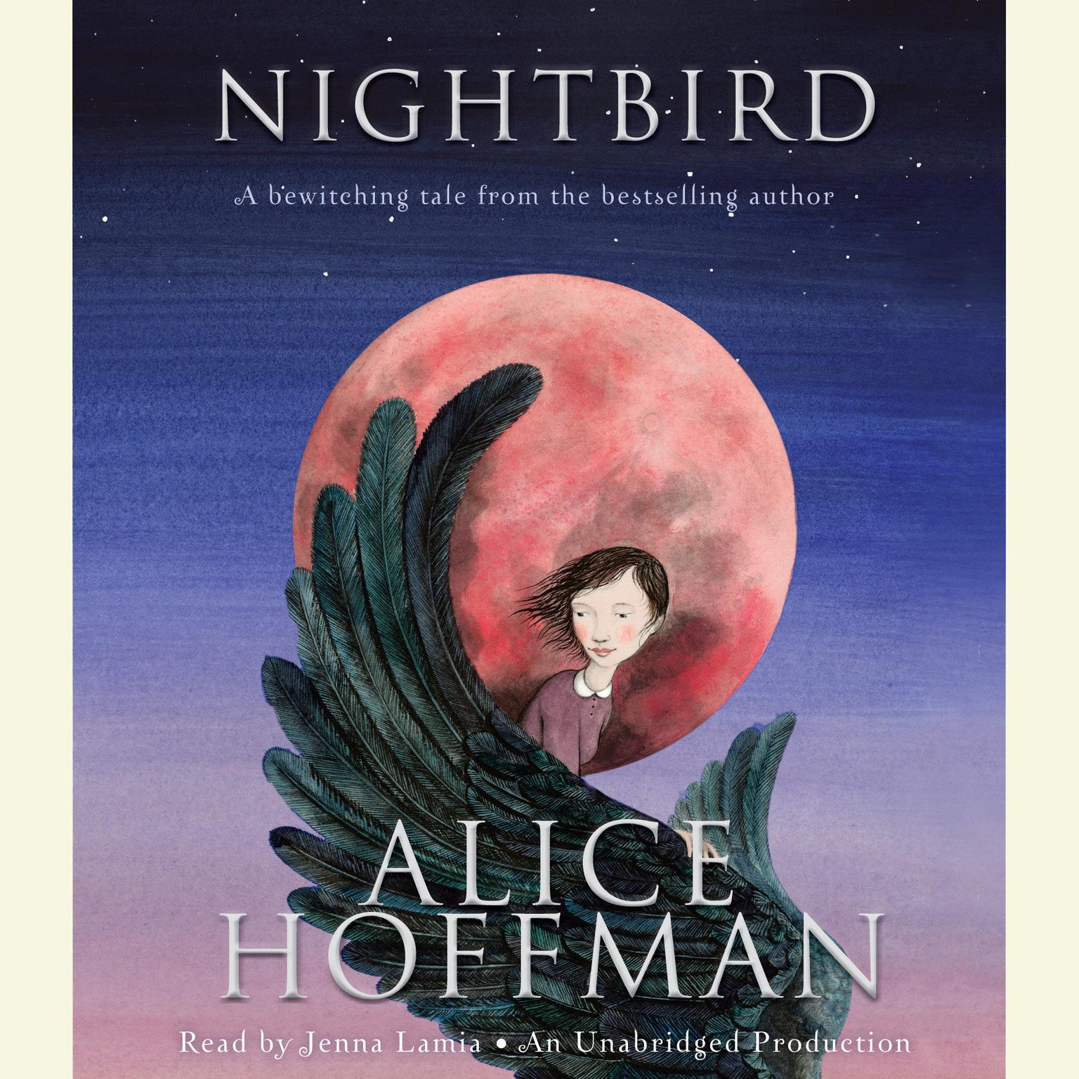 Printable Nightbird Audiobook Cover Art