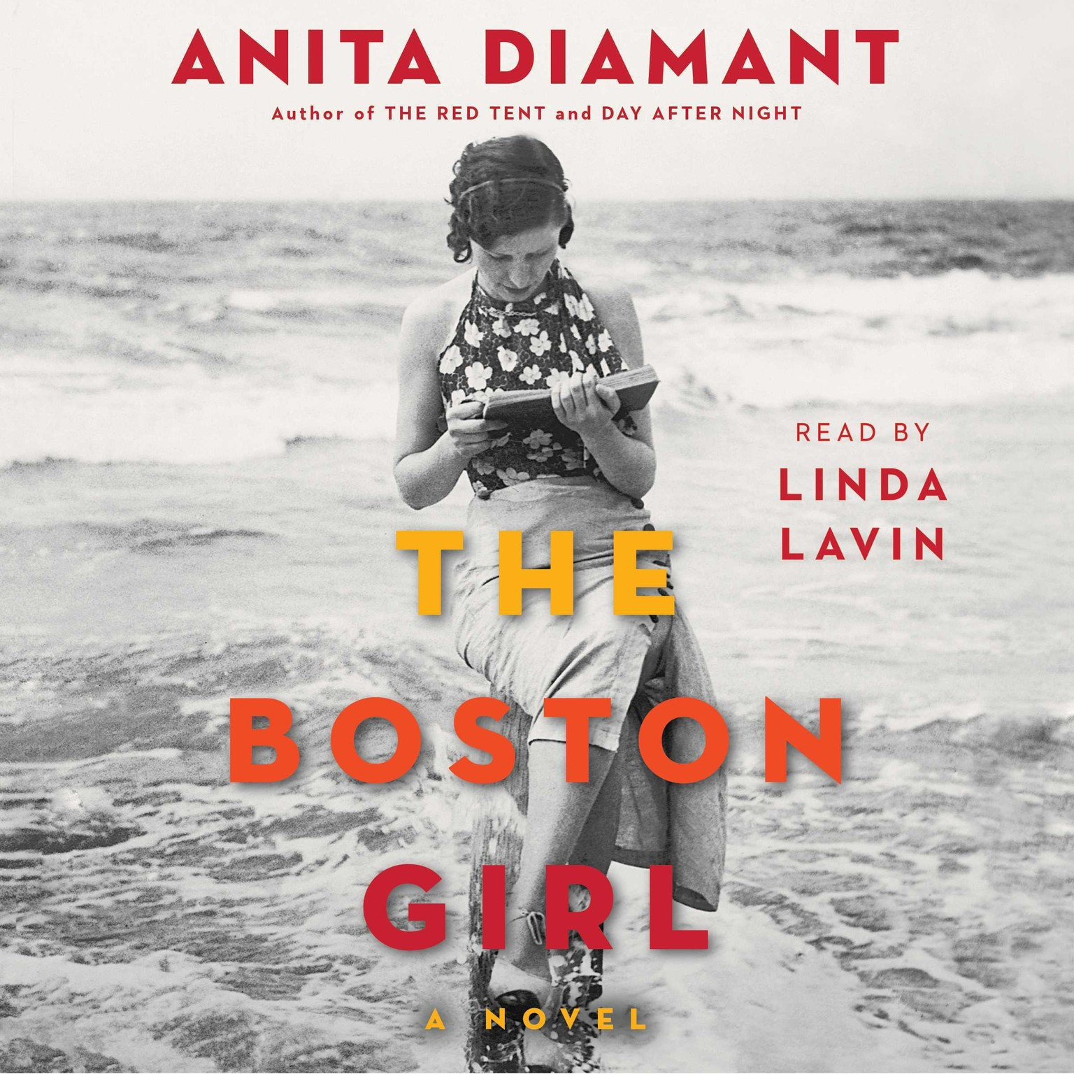 Printable The Boston Girl: A Novel Audiobook Cover Art