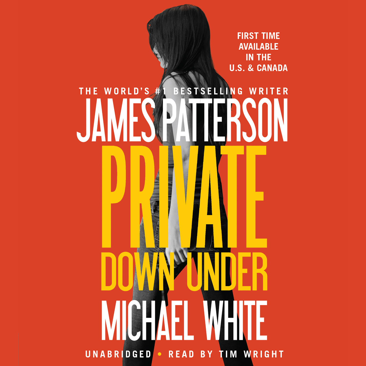 Printable Private Down Under Audiobook Cover Art