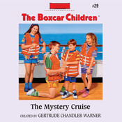 The Mystery Cruise Audiobook, by Gertrude Chandler Warner