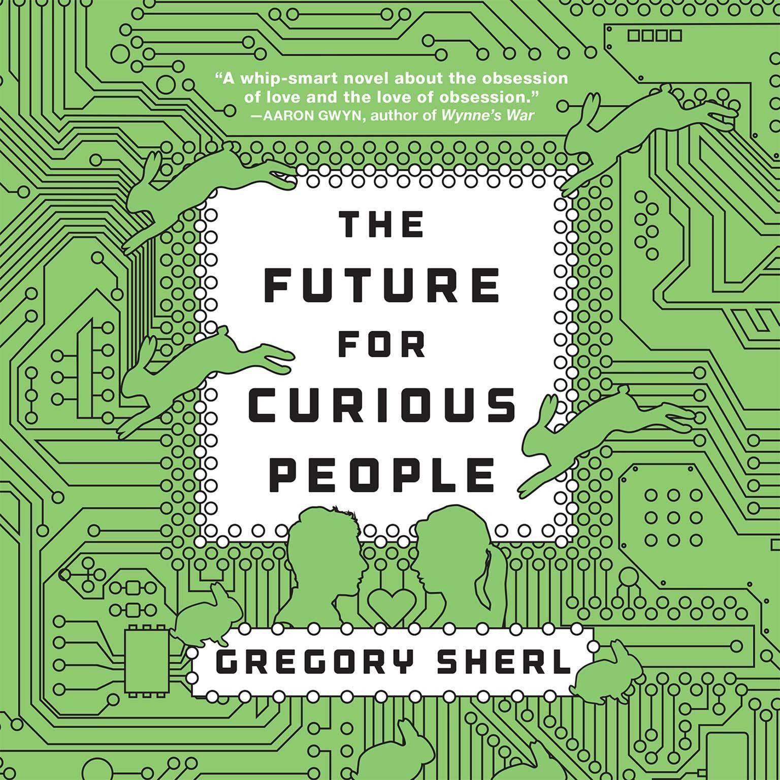 Printable The Future for Curious People: A Novel Audiobook Cover Art