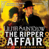 The Ripper Affair Audiobook, by Lilith Saintcrow