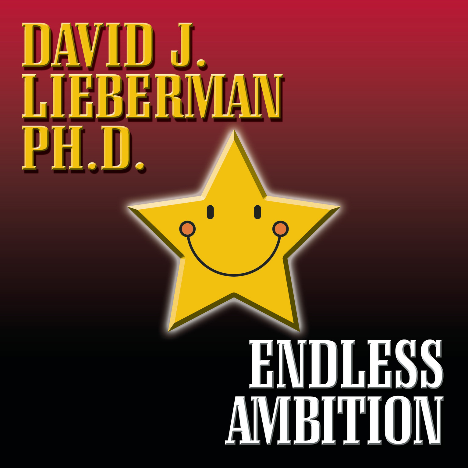 Printable Endless Ambition Audiobook Cover Art