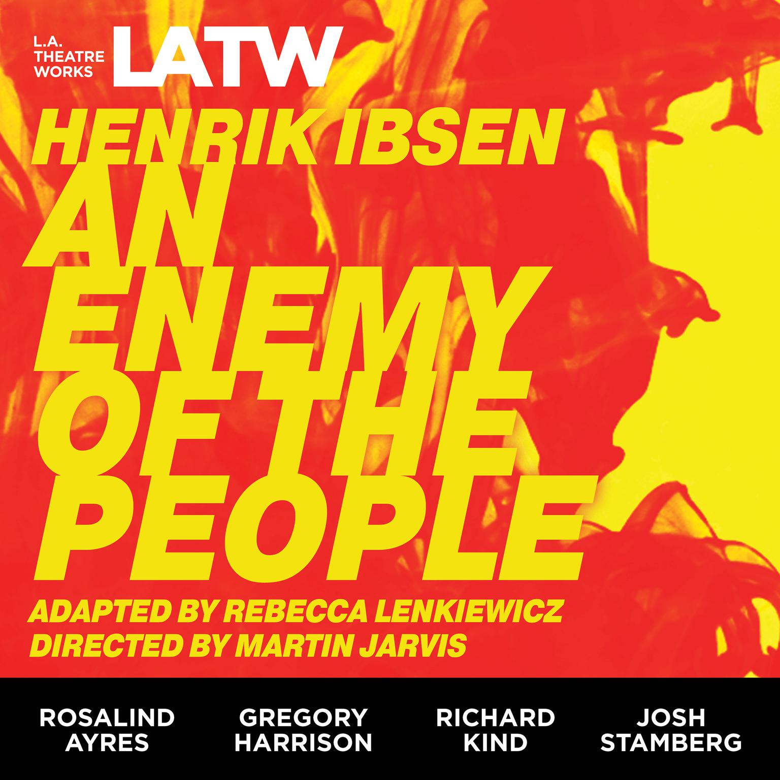 Printable An Enemy of the People Audiobook Cover Art