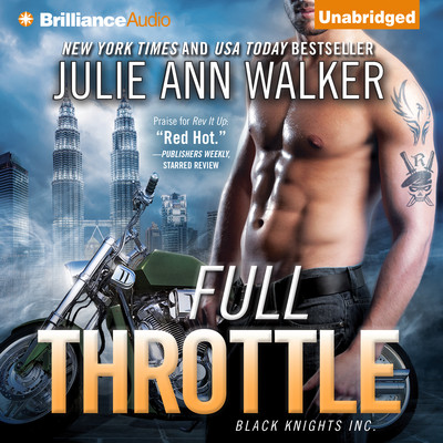 Full Throttle Audiobook, by Julie Ann Walker