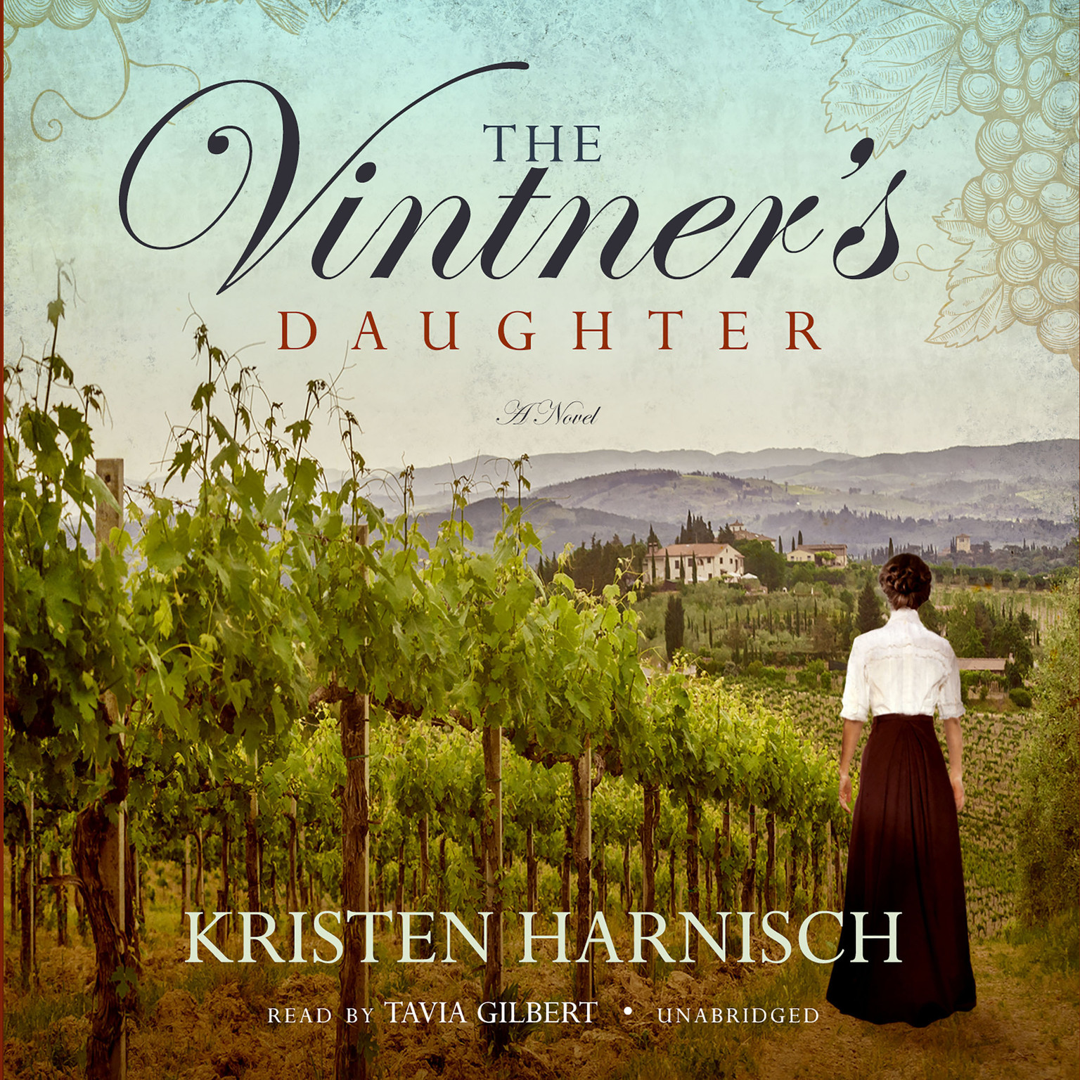 Printable The Vintner's Daughter: A Novel Audiobook Cover Art