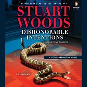 Dishonorable Intentions Audiobook, by Stuart Woods