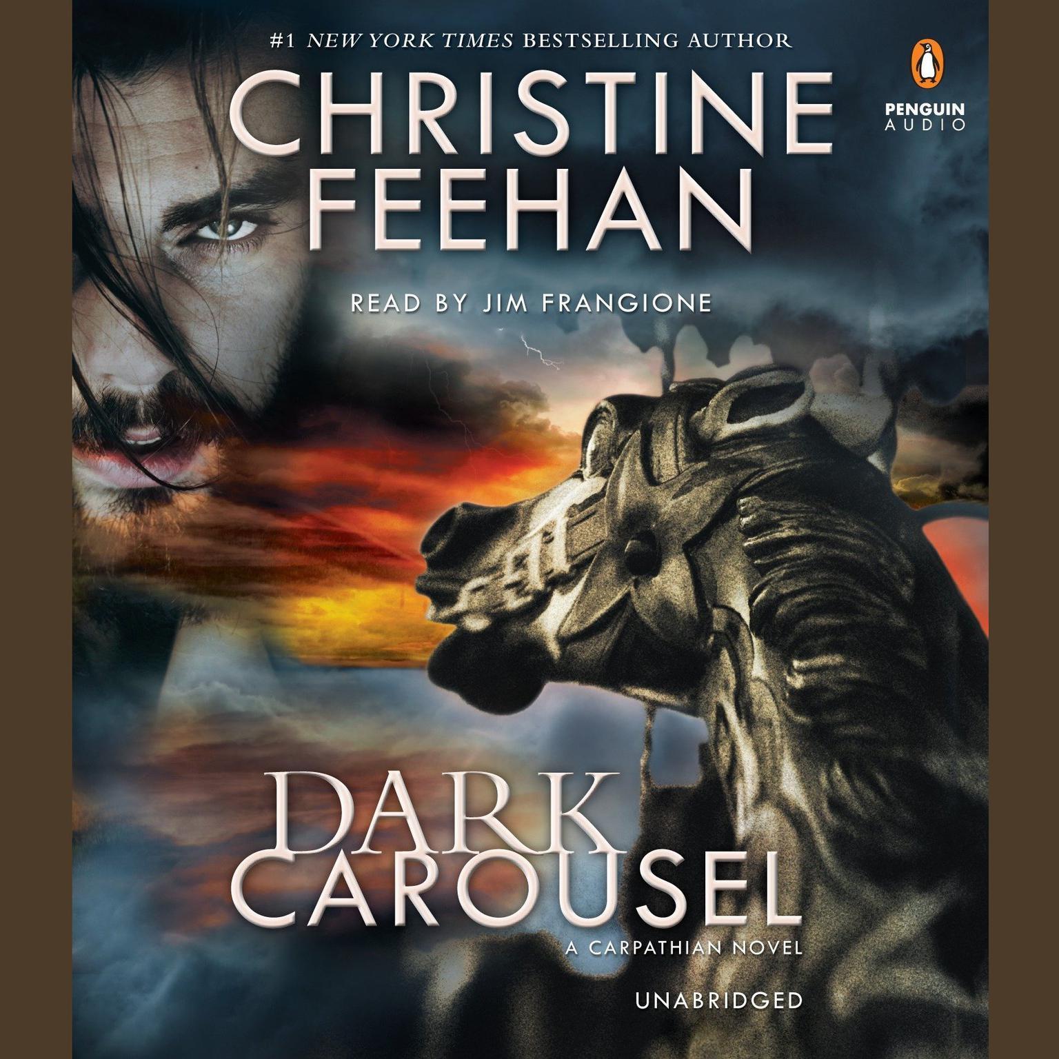 Printable Dark Carousel: A Carpathian Novel Audiobook Cover Art