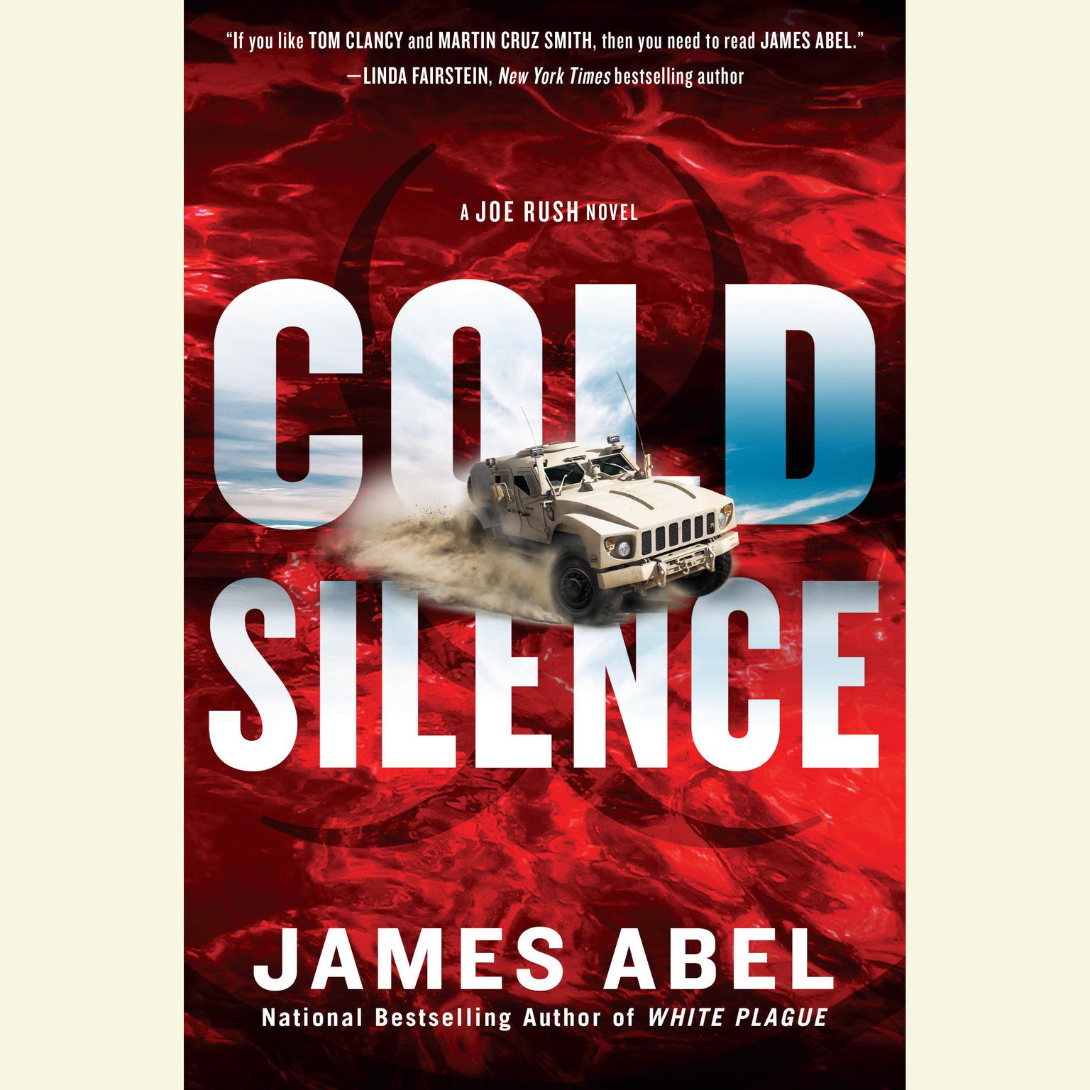 Printable Cold Silence: A Joe Rush Novel Audiobook Cover Art