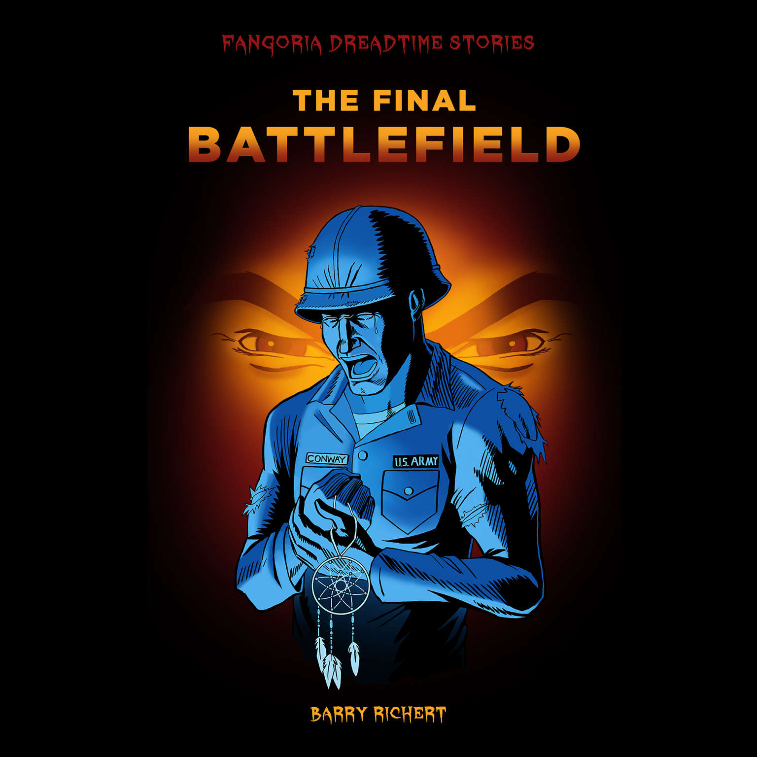 Printable The Final Battlefield Audiobook Cover Art