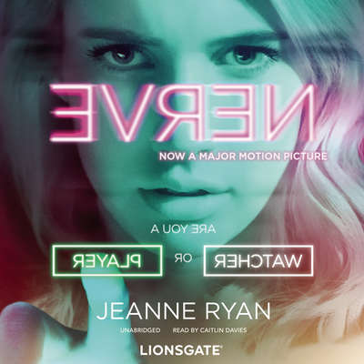 NERVE Audiobook, by Jeanne Ryan