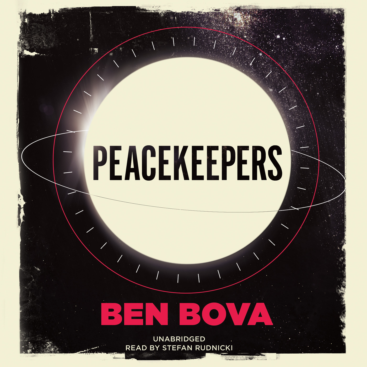 Printable Peacekeepers Audiobook Cover Art