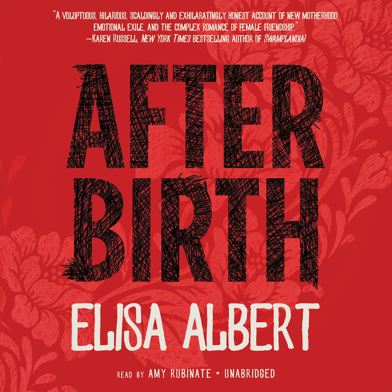 Printable After Birth Audiobook Cover Art