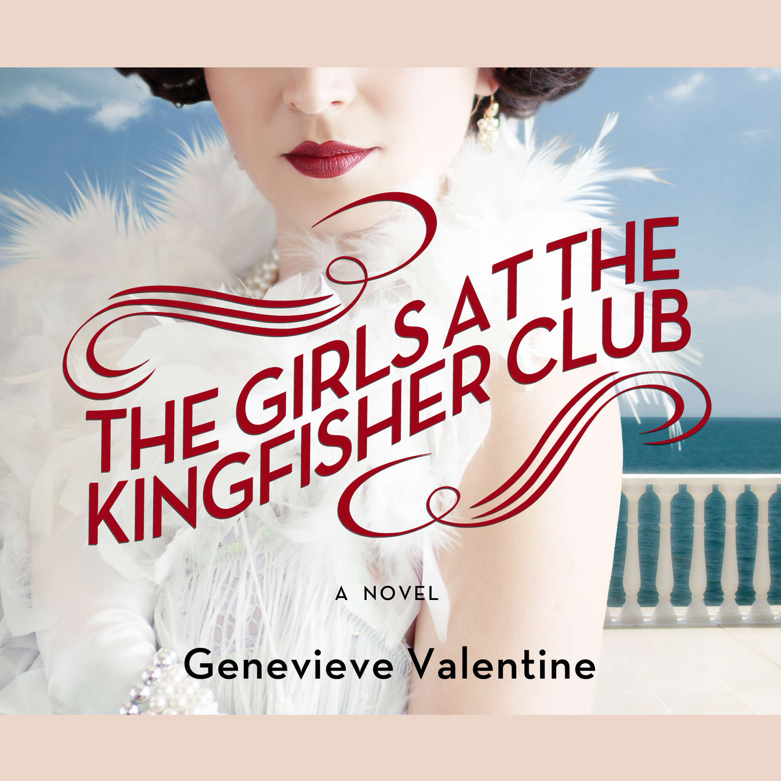Printable The Girls at the Kingfisher Club Audiobook Cover Art