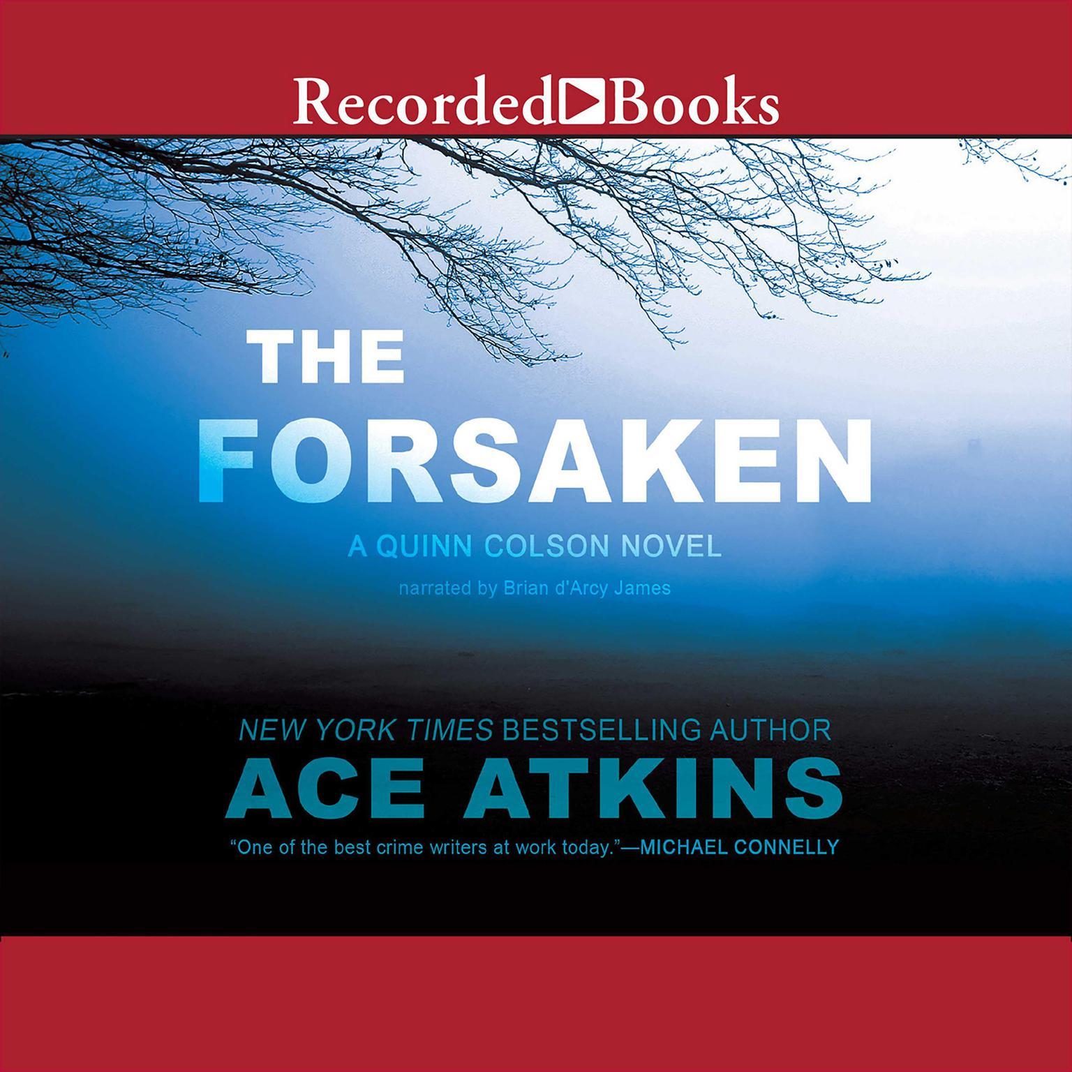 Printable The Forsaken Audiobook Cover Art