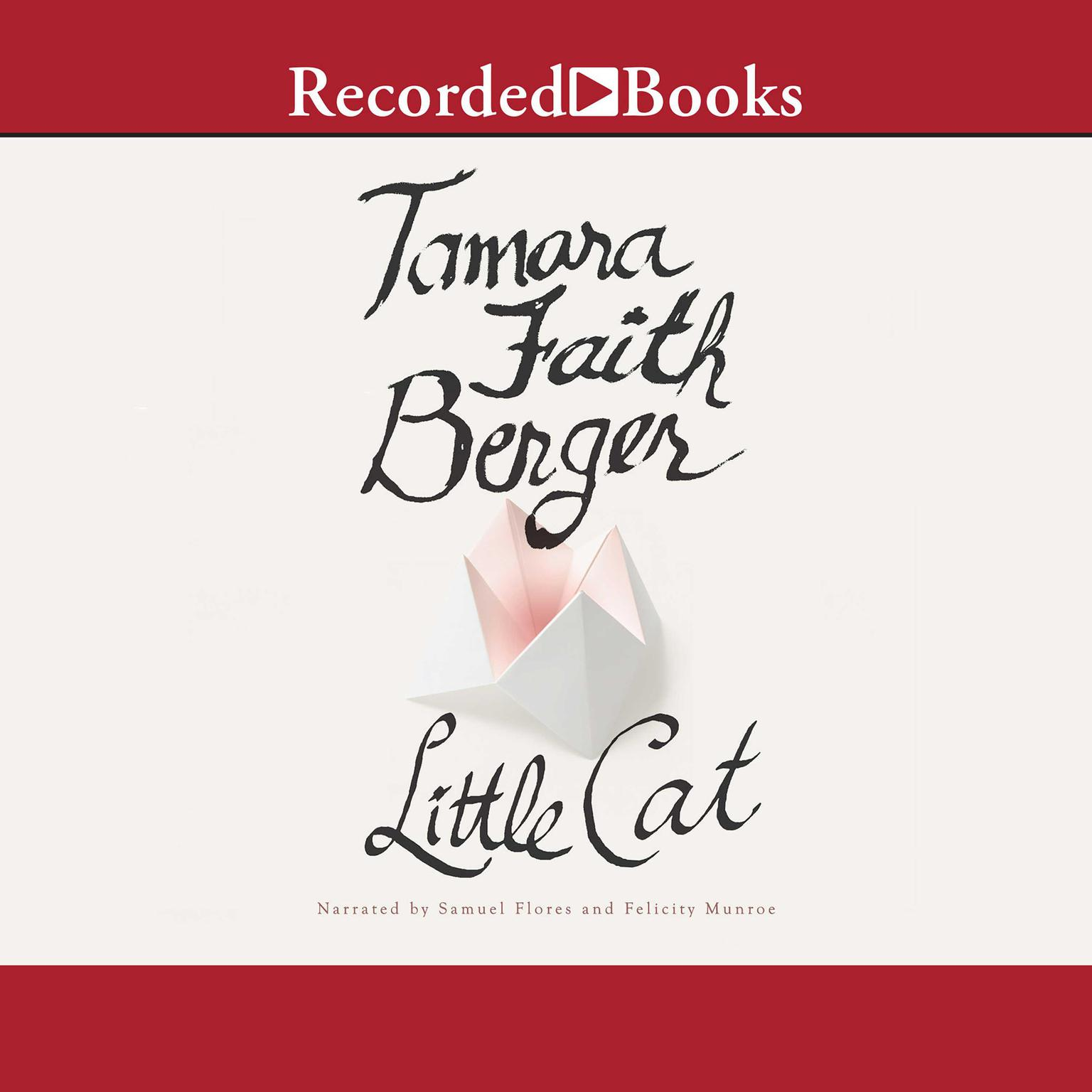 Printable Little Cat Audiobook Cover Art