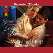 Outrageous Confessions of Lady Deborah Audiobook, by Marguerite Kaye