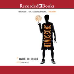 The Crossover Audiobook, by Kwame Alexander