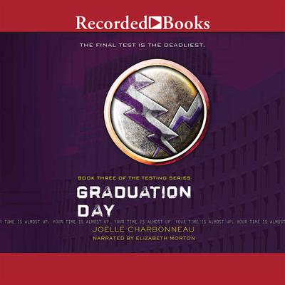Graduation Day Audiobook, by Joelle Charbonneau