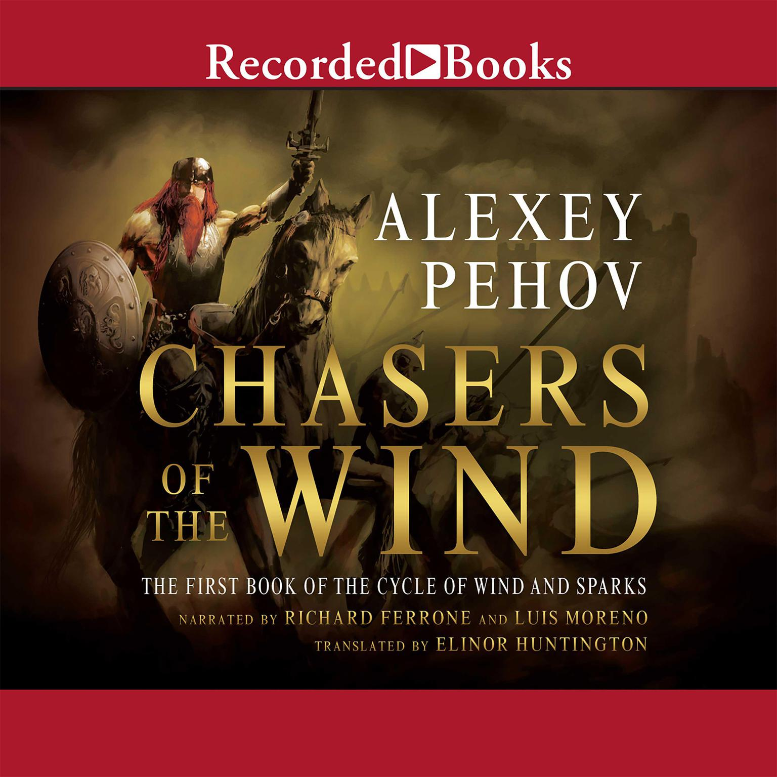Printable Chasers of the Wind Audiobook Cover Art