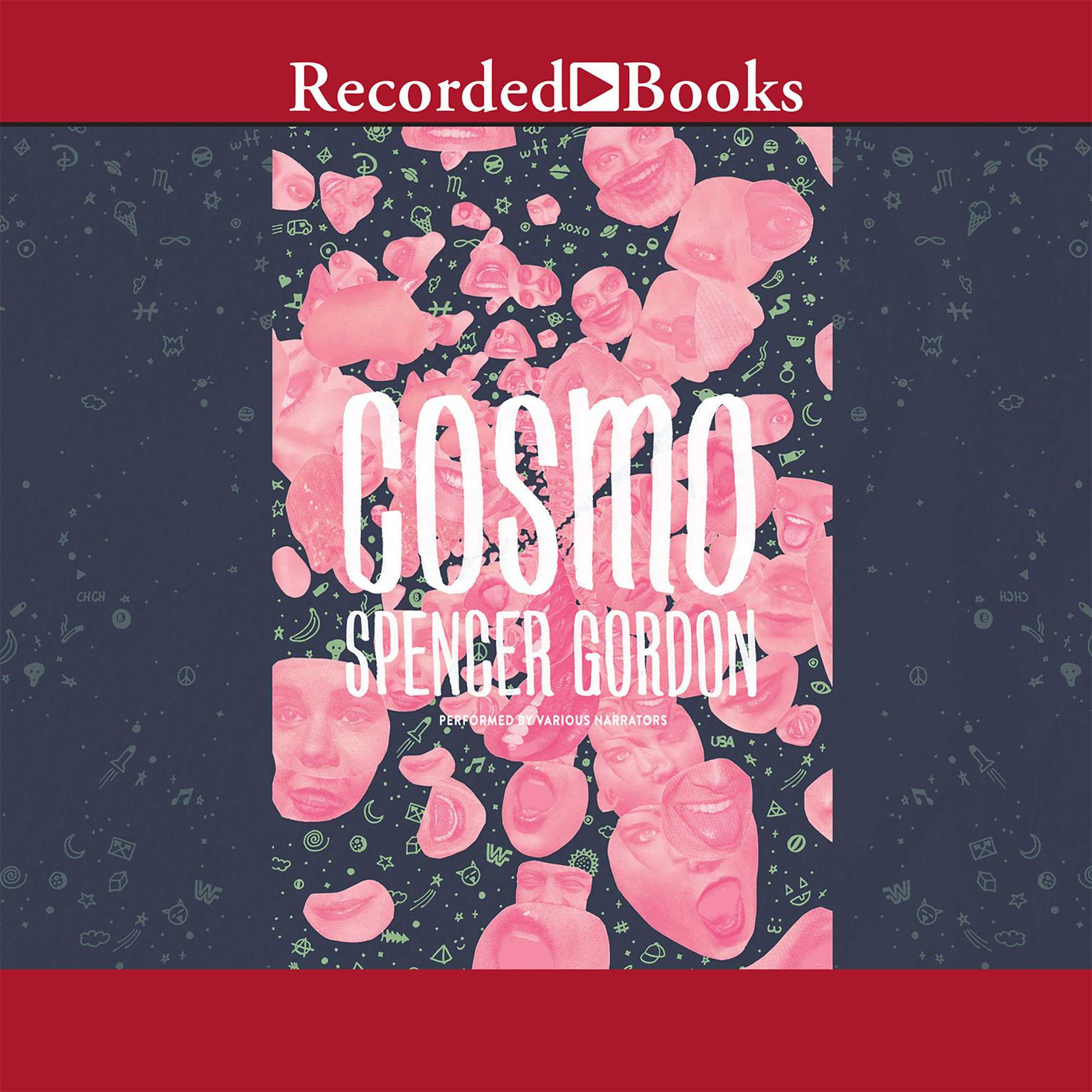 Printable Cosmo Audiobook Cover Art