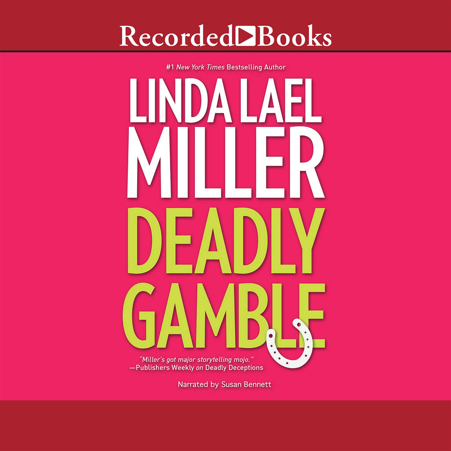 Printable Deadly Gamble Audiobook Cover Art