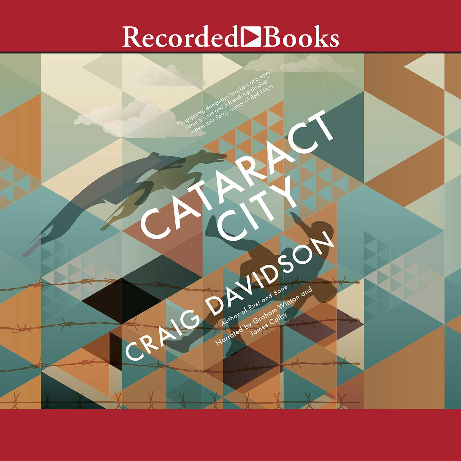 Printable Cataract City Audiobook Cover Art