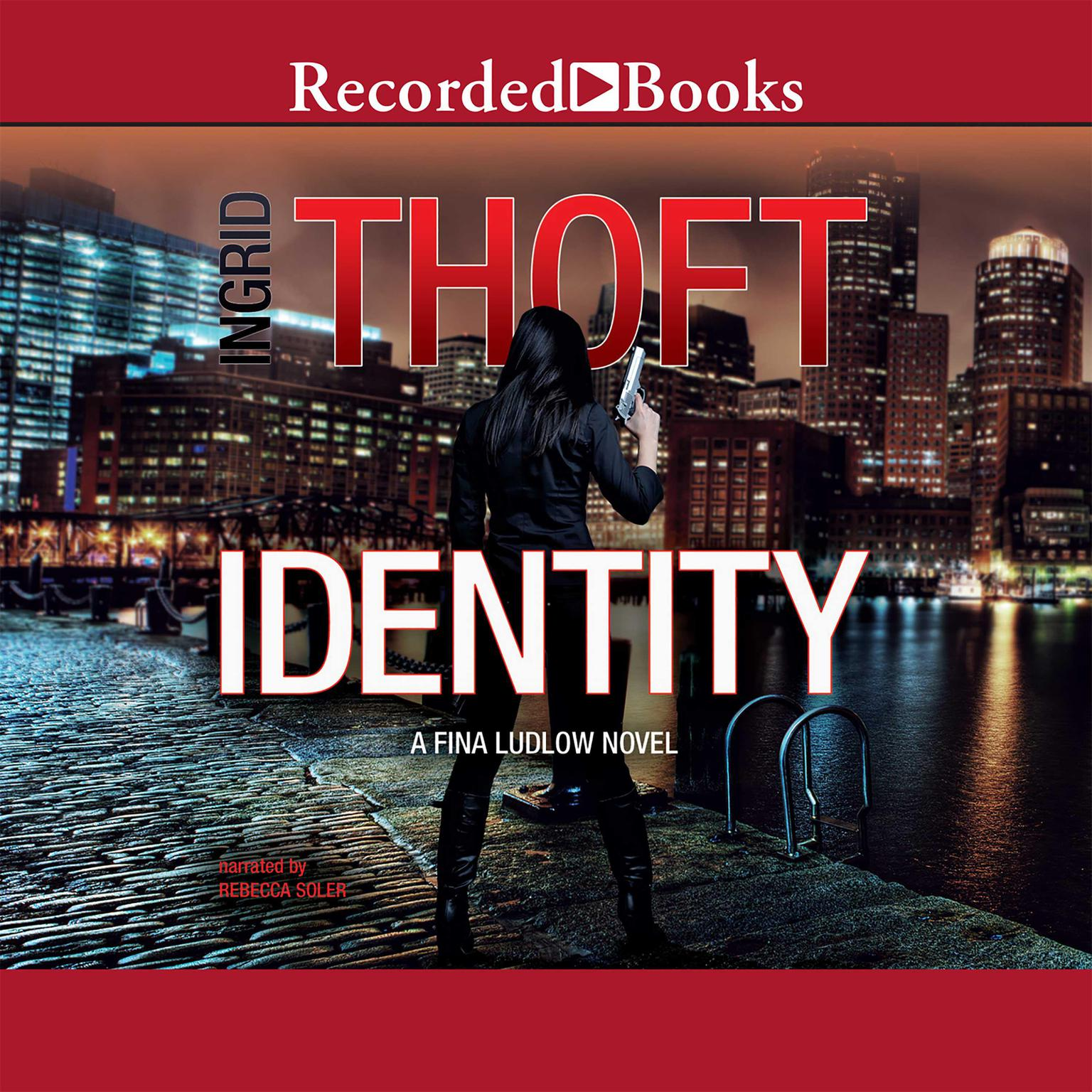 Printable Identity Audiobook Cover Art