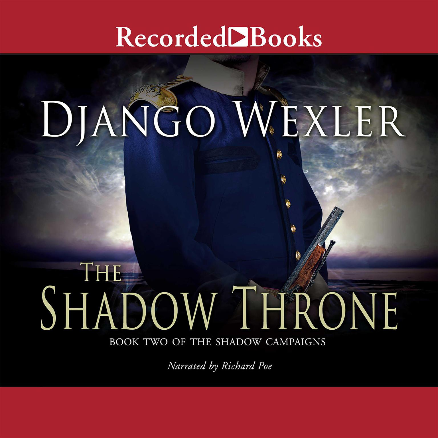 Printable The Shadow Throne Audiobook Cover Art