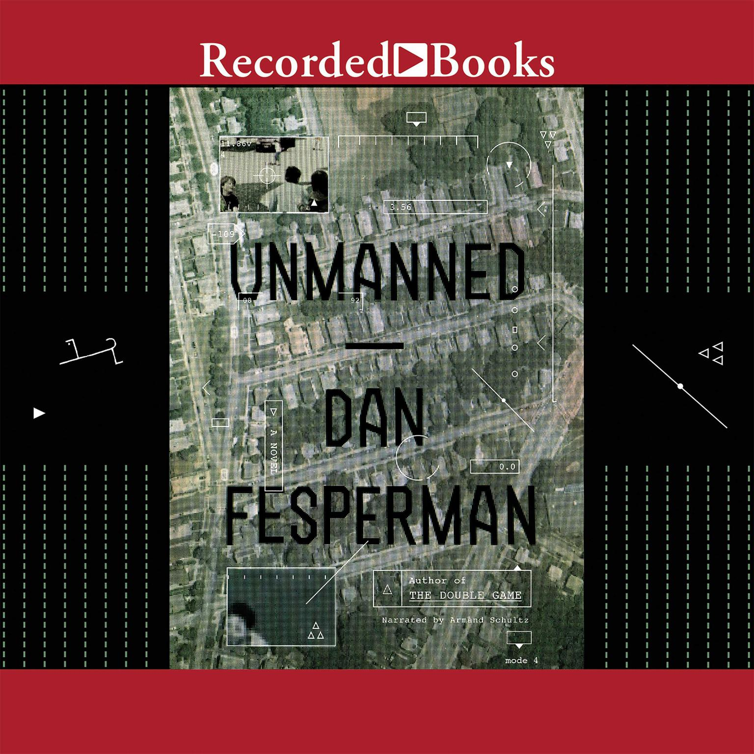 Printable Unmanned Audiobook Cover Art