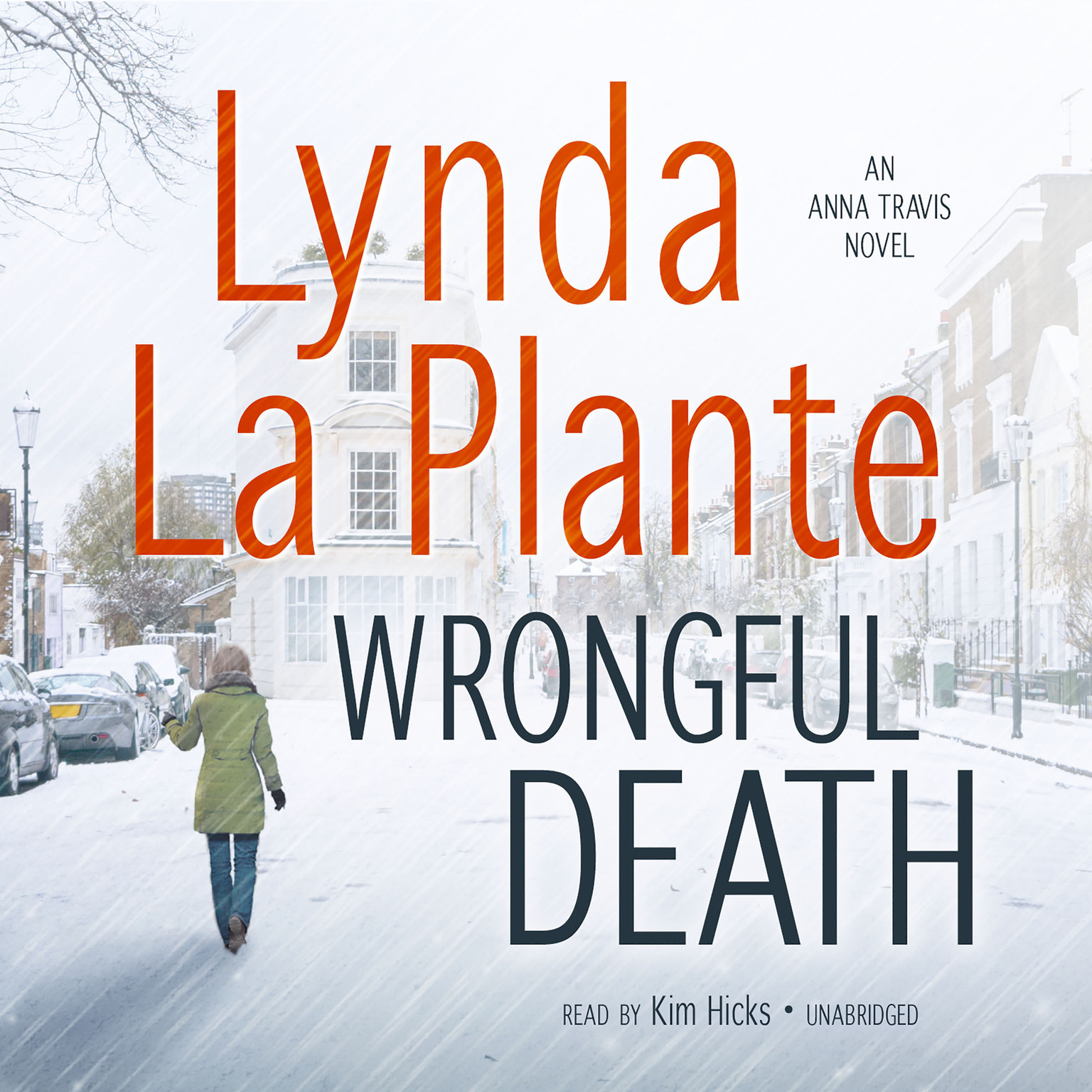 Printable Wrongful Death: An Anna Travis Novel Audiobook Cover Art