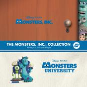The Monsters, Inc., Collection: <i>Monsters, Inc.</i> and <i>Monsters University</i>, by Disney Press