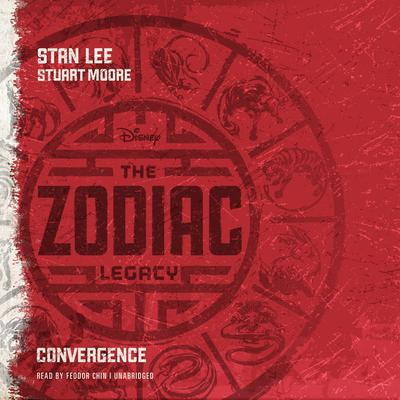 The Zodiac Legacy: Convergence Audiobook, by Stan Lee