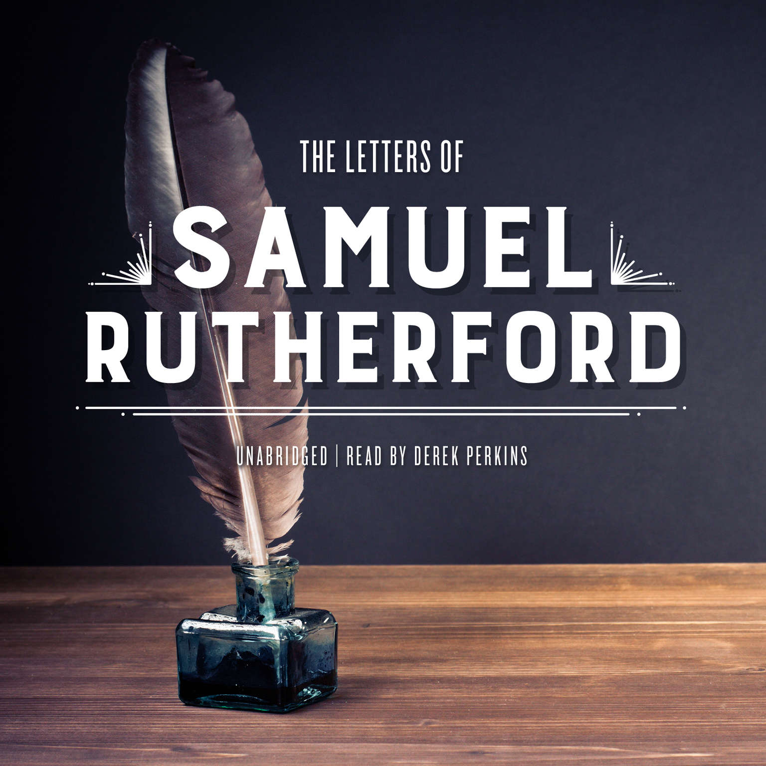 Printable The Letters of Samuel Rutherford Audiobook Cover Art