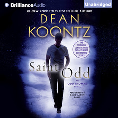 Saint Odd: An Odd Thomas Novel Audiobook, by Dean Koontz