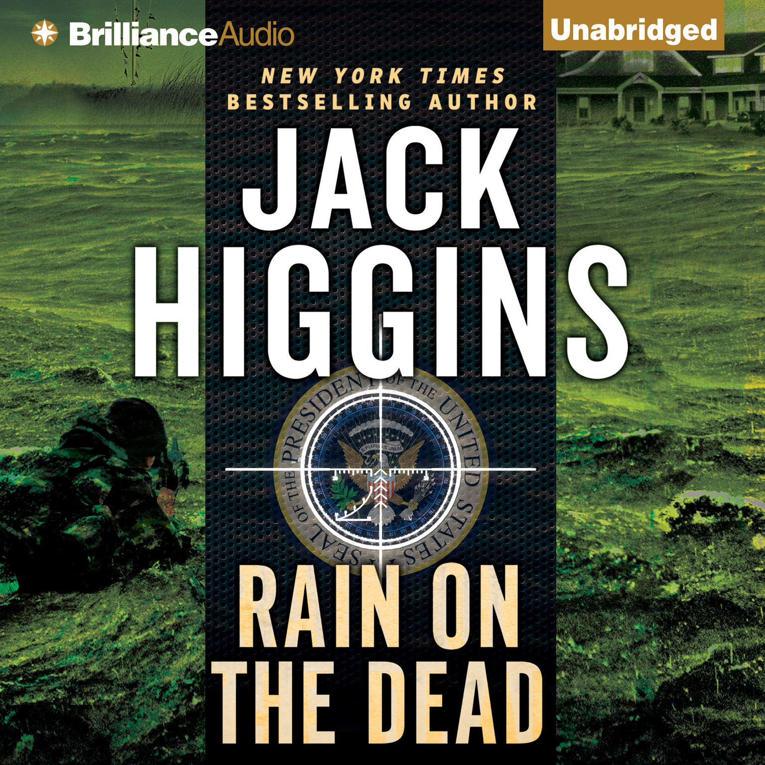 Rain on the Dead Audiobook, by Jack Higgins