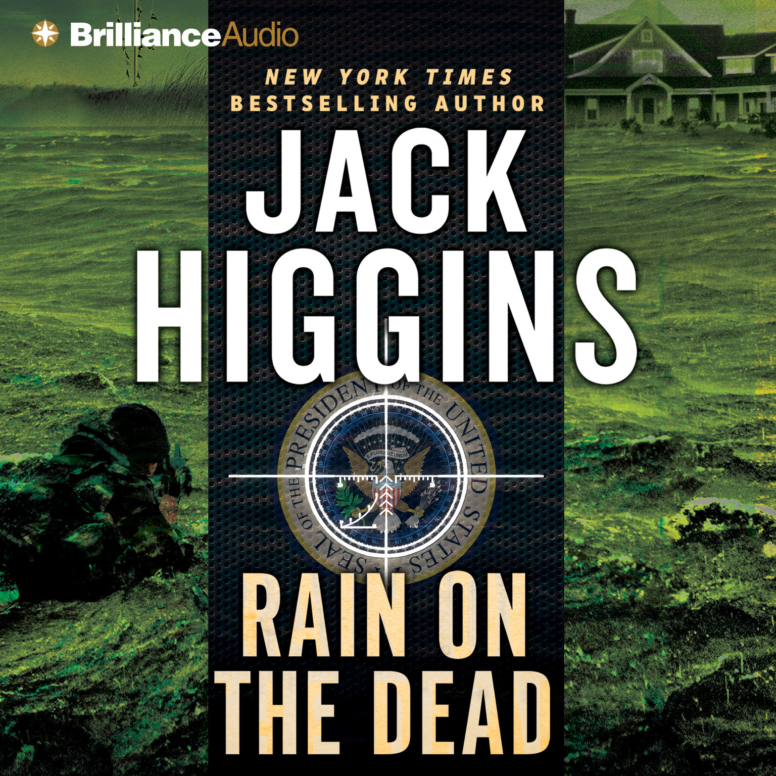 Printable Rain on the Dead Audiobook Cover Art