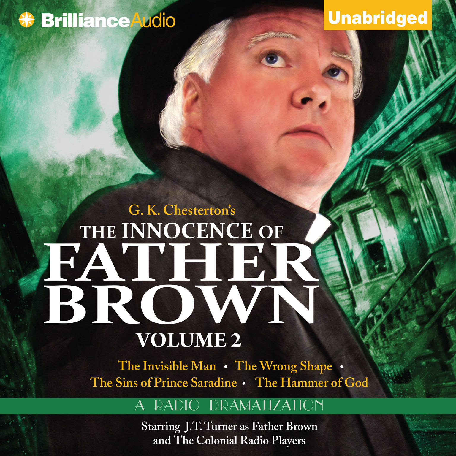 Printable The Innocence of Father Brown, Vol. 2: A Radio Dramatization Audiobook Cover Art