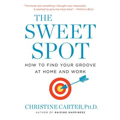 The Sweet Spot: How to Accomplish More by Doing Less Audiobook, by Christine Carter