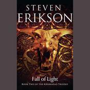 Fall of Light Audiobook, by Steven Erikson