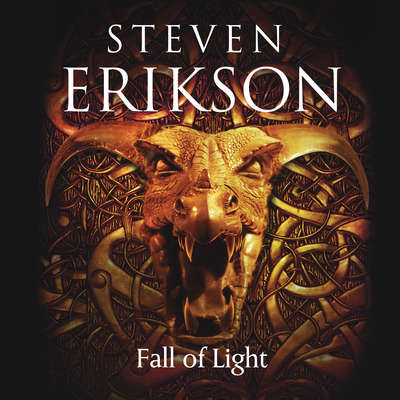 Fall of Light Audiobook, by Steven Erikson