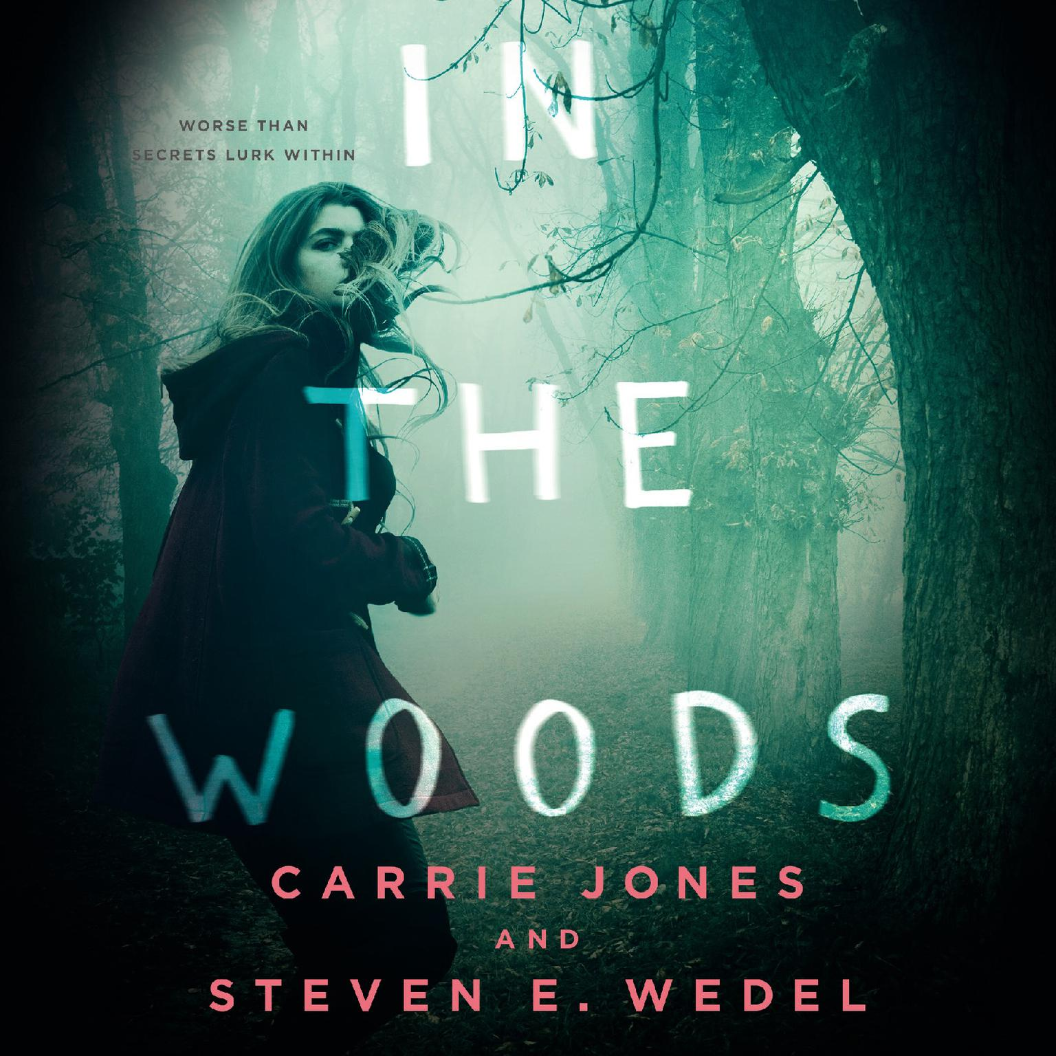 Printable In the Woods Audiobook Cover Art