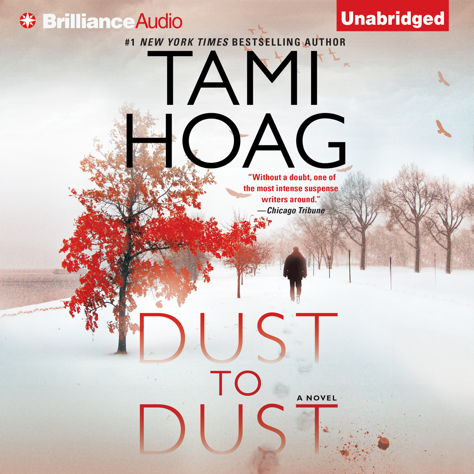Printable Dust to Dust: A Novel Audiobook Cover Art