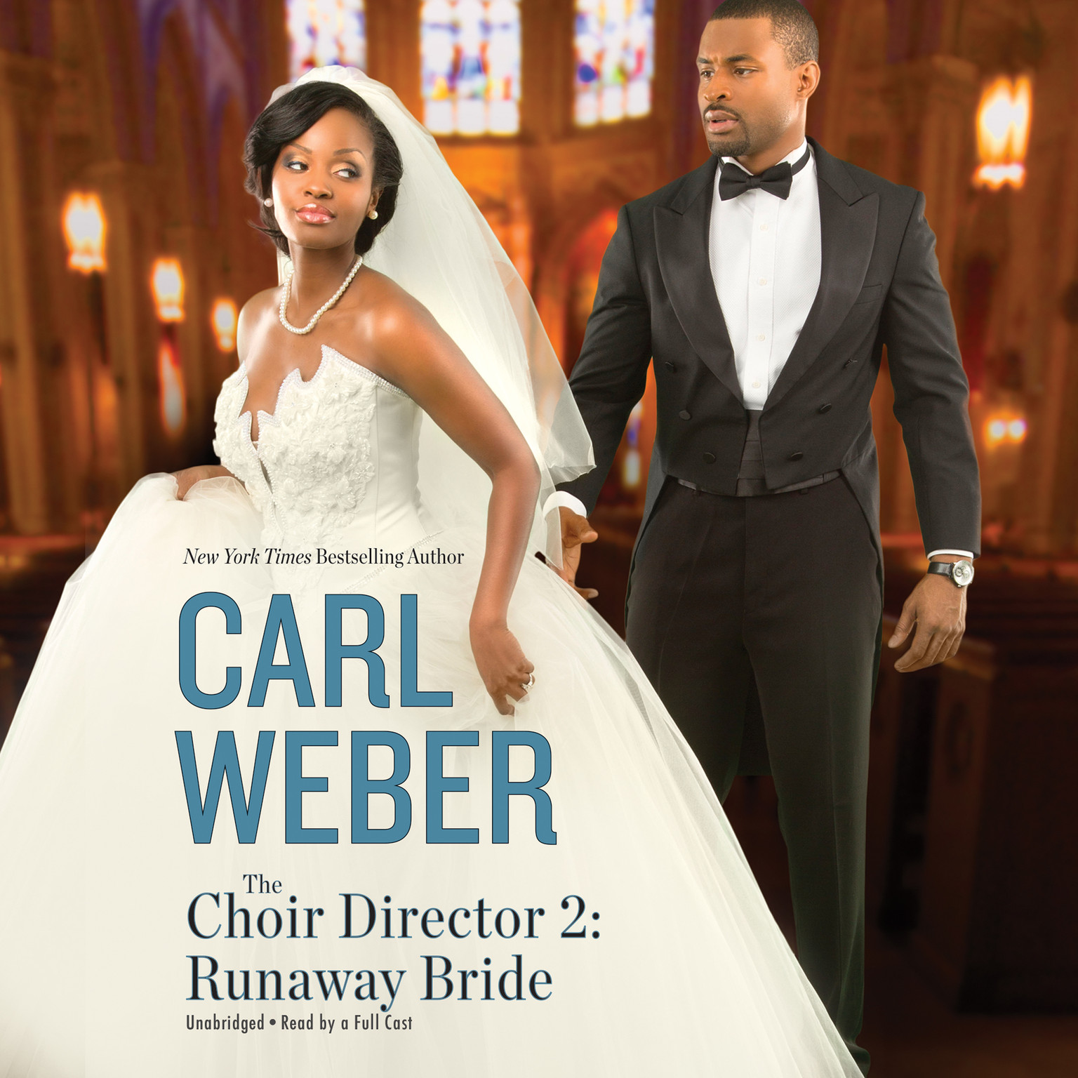 Printable The Choir Director 2: Runaway Bride Audiobook Cover Art